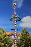 Maypole Stock Photo