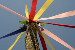 Maypole Royalty Free Stock Photos