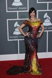 Mayra Veronica. At the 54th Annual Grammy Awards, Staples Center, Los Angeles, CA 02-12-12 Royalty Free Stock Images