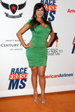 Mayra Veronica arrives at the 19th Annual Race to Erase MS gala. LOS ANGELES - MAY 18:  Mayra Veronica arrives at the 19th Annual Race to Erase MS gala at Royalty Free Stock Photography