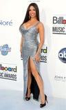 Mayra Veronica arrives at the 2012 Billboard Awards Stock Photo