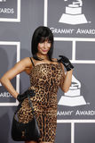 Mayra Veronica. Arriving at the 2010 Grammy's Staples Center Los Angeles, CA January 31, 2010 Stock Images