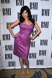 Mayra Veronica an den BMI Knall-Preisen, Hotel Beverly-Wilshire, Beverly Hills, CA 05-15-12 Lizenzfreie Stockfotografie