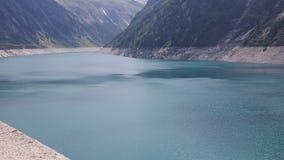 Mayrhofen奥地利2015年7月 图库摄影