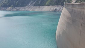 Mayrhofen奥地利2015年7月 免版税图库摄影