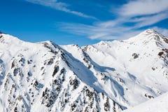 Mayrhofen, Austria Fotografia Stock