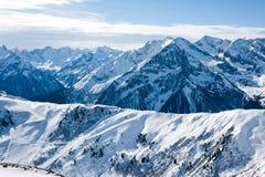 Mayrhofen, Austria Immagine Stock Libera da Diritti