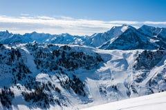 Mayrhofen, Austria Fotografia Stock Libera da Diritti