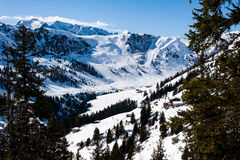 Mayrhofen, Austria Fotografie Stock