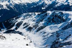 Mayrhofen, Austria Fotografie Stock Libere da Diritti