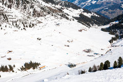 Mayrhofen, Austria Immagini Stock