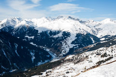Mayrhofen, Austria Royalty Free Stock Images