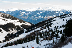 Mayrhofen, Austria Stock Photography