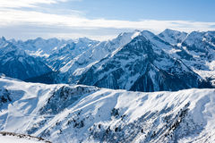 Mayrhofen, Austria Royalty Free Stock Image