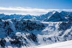 Mayrhofen, Austria Royalty Free Stock Photo