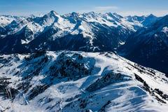 Mayrhofen, Austria Stock Photo