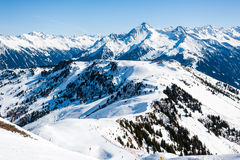 Mayrhofen, Austria Royalty Free Stock Photos