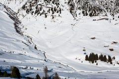 Mayrhofen, Austria Stock Image