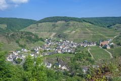 Mayschoss,Ahr Valley,Germany Stock Images