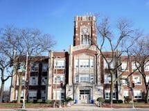 Maywood High School Royalty Free Stock Image