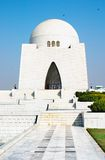 mazar quaid för e-mausoleum Arkivbild