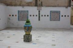 MAZARA台尔VALLO,意大利 库存照片