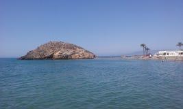 Mazarron Puerto стоковое изображение rf