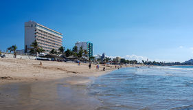 Mazatlan Beach Stock Image