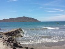 Mazatlan beach Royalty Free Stock Photos