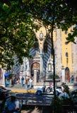 Mazatlan Cathedral Royalty Free Stock Photo