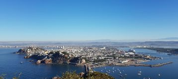 Mazatlan city Royalty Free Stock Images