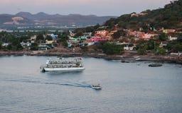 Mazatlan Ferry Stock Photography