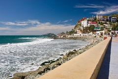 Mazatlan Seaside Royalty Free Stock Photography