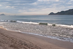 Mazatlan Solitude Royalty Free Stock Photos