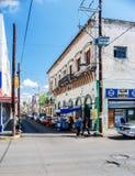 Mazatlan Street Scene Stock Photos
