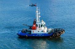 Mazatlan Tugboat Royalty Free Stock Photo