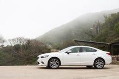 Mazda6交谊厅日本模型 库存图片