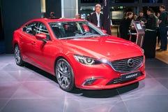 6 Mazda Zdjęcie Stock