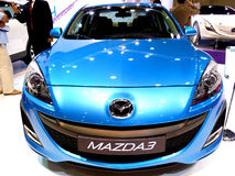 Mazda 3 Royalty Free Stock Images