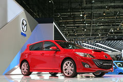 Mazda 3 PM Fotografia de Stock Royalty Free