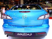 Mazda 3 Rear End Stock Photos