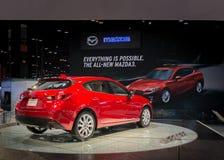 2014 Mazda3 Arkivbild