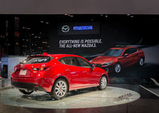 2014 Mazda3 Fotografia de Stock