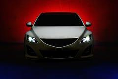 Mazda 6 Arkivbild