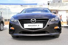 Mazda 3 Stock Afbeelding