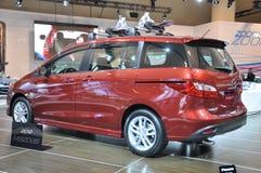 Mazda 5 Royalty Free Stock Photo