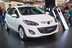 Mazda 2 Royalty-vrije Stock Afbeelding