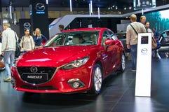 Mazda 3 Royalty-vrije Stock Foto
