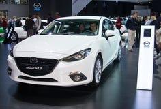 Mazda 3 Royalty-vrije Stock Fotografie
