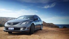 Mazda 6 Lizenzfreie Stockfotos